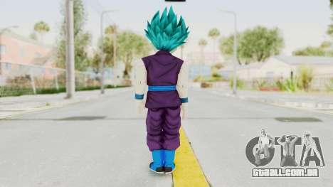 Dragon Ball Xenoverse Gohan Teen DBS SSGSS2 v1 para GTA San Andreas terceira tela