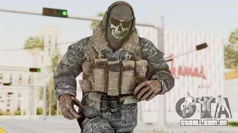 COD MW2 Ghost Ops para GTA San Andreas