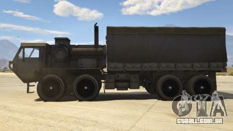 Heavy Expanded Mobility Tactical Truck para GTA 5