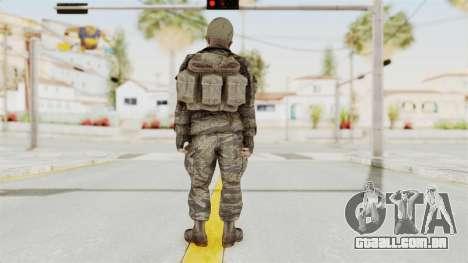 COD BO SOG Reznov v2 para GTA San Andreas terceira tela