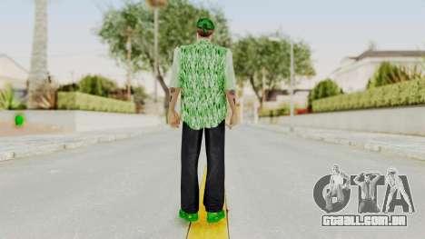 Psycho Brother 2 para GTA San Andreas terceira tela