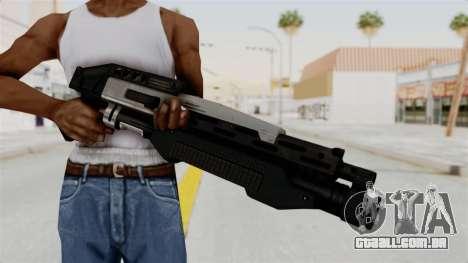 Killzone - LS13 Shotgun para GTA San Andreas terceira tela