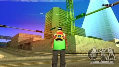 Colormod Easy Life by roBB1x para GTA San Andreas sexta tela