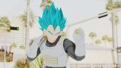 Dragon Ball Xenoverse Vegeta SSGSS