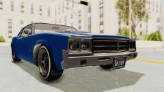 GTA 5 Declasse Sabre GT2 A para GTA San Andreas