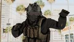 COD MW2 Shadow Company Soldier 1
