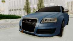 Audi RS6 limousine para GTA San Andreas