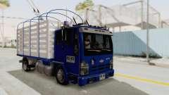 Chevrolet NPR Cabina y Media para GTA San Andreas