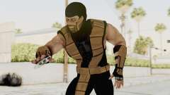 Mortal Kombat X Klassic Tremor