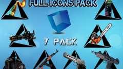 Full Icons Pack