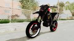 Kawasaki KLX 150S Supermoto