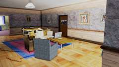 CJs House New Interior para GTA San Andreas