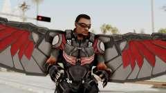 Captain America Civil War - Falcon