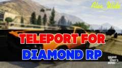 Teleport para Diamante RP