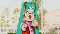 Project Diva F2nd - Hatsune Miku (Shrine Maiden)