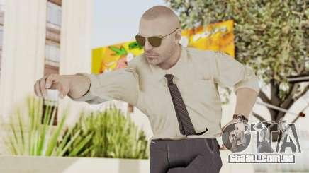 COD BO Hudson Pentagon para GTA San Andreas
