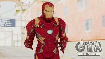 Captain America Civil War - Iron Man para GTA San Andreas