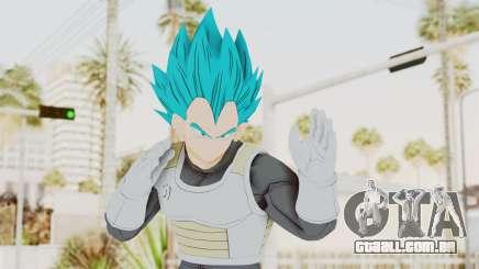Dragon Ball Xenoverse Vegeta SSGSS para GTA San Andreas