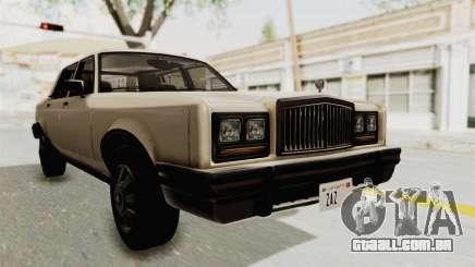 GTA 4.5 Greenwood v.0.9 para GTA San Andreas