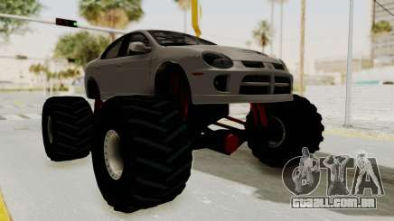 Dodge Neon Monster Truck para GTA San Andreas