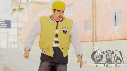 GTA 5 Los Santos Vagos Member 2 para GTA San Andreas