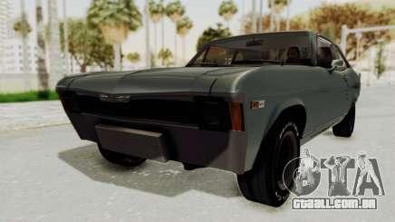 Chevrolet Nova 1969 StreetStyle para GTA San Andreas