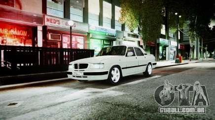 GAZ 3110 Turbo WRX STI para GTA 4