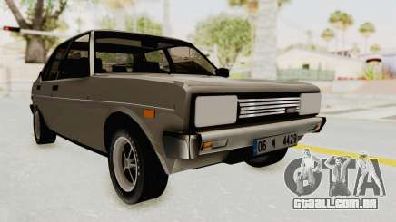 Fiat 131 Supermirafiori para GTA San Andreas