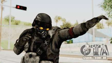 Helghan Assault Trooper without Pipes para GTA San Andreas