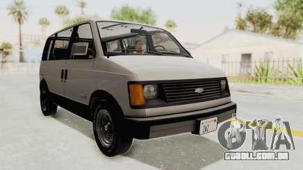 Chevrolet Astro 1988 para GTA San Andreas
