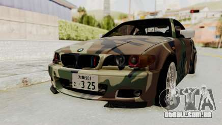 BMW 3 Series E46 para GTA San Andreas