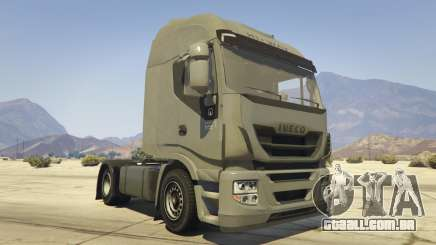 Iveco Stralis HI-WAY para GTA 5