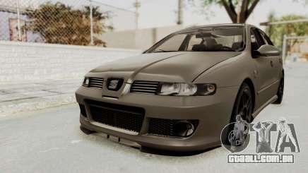 Seat Leon CupraR 2003 para GTA San Andreas