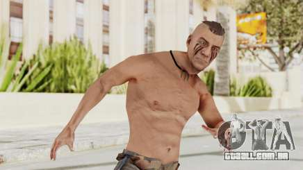 Assassins Creed 3 - Connor Kenway Shirtless para GTA San Andreas