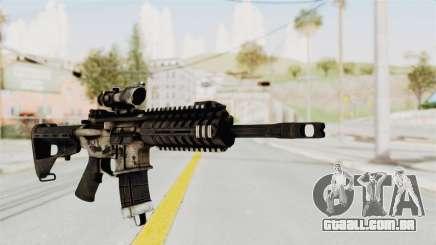 P416 para GTA San Andreas