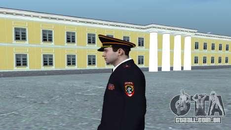 Geral do Ministério para GTA San Andreas segunda tela