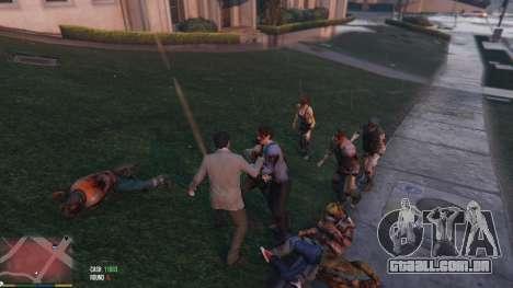 GTA 5 Zombies 1.4.2a sétima screenshot