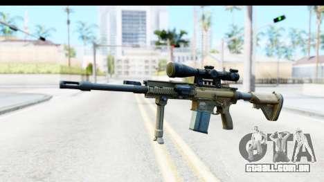 CoD Ghosts - G-28 Desert Camo para GTA San Andreas