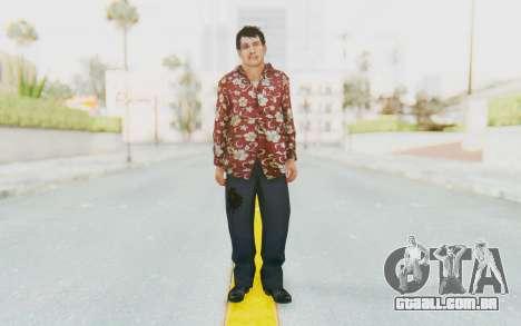 Mafia 2 - Joe Beaten para GTA San Andreas segunda tela
