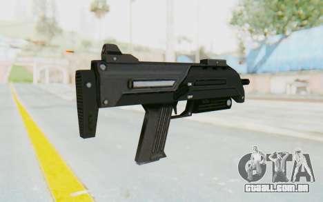 APB Reloaded - S-AS PDW para GTA San Andreas segunda tela