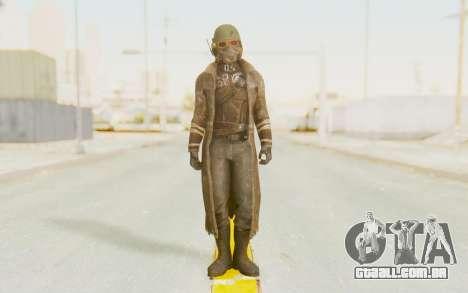 Fallout 4 - Veteran Ranger para GTA San Andreas segunda tela