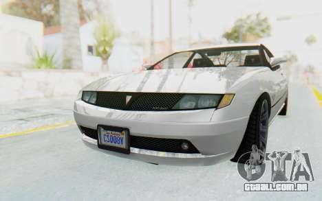 GTA 5 Imponte DF8-90 para GTA San Andreas vista direita