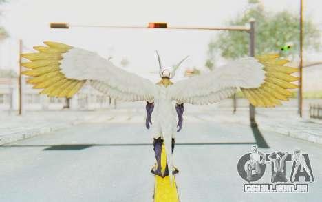 Devil May Cry 4 - Angelo Credo v2 para GTA San Andreas terceira tela
