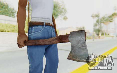 CoD Ghosts DLC Michael Myers Weapon para GTA San Andreas