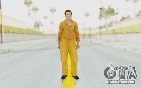 Mafia 2 - Joe Robber para GTA San Andreas segunda tela