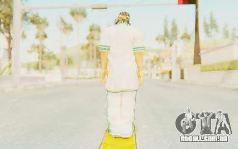 Def Jam Fight For New York - Sean Paul v1 para GTA San Andreas terceira tela