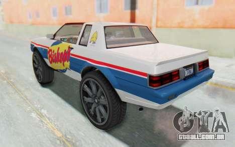 GTA 5 Willard Faction Custom Donk v2 para o motor de GTA San Andreas