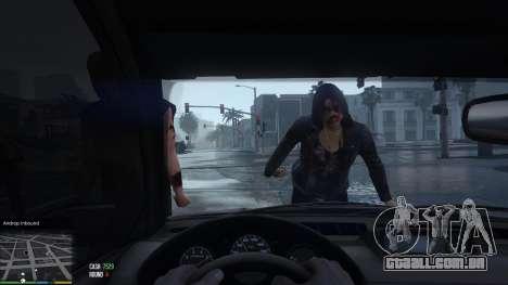 GTA 5 Zombies 1.4.2a quinta imagem de tela