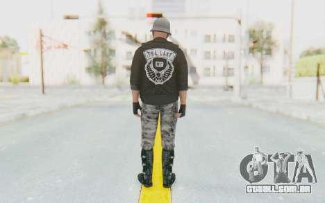 GTA 5 Lost Gang 2 para GTA San Andreas terceira tela