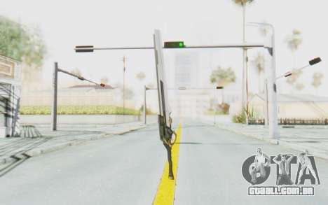 Seha Weapon para GTA San Andreas segunda tela